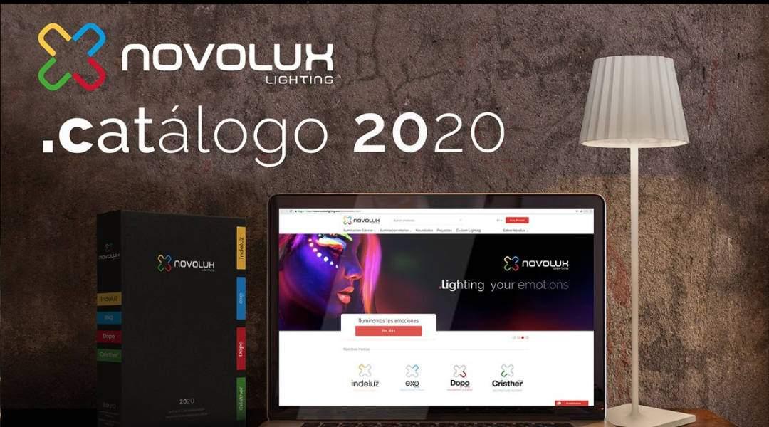 Novolux. Tarifa y catálogo 2020