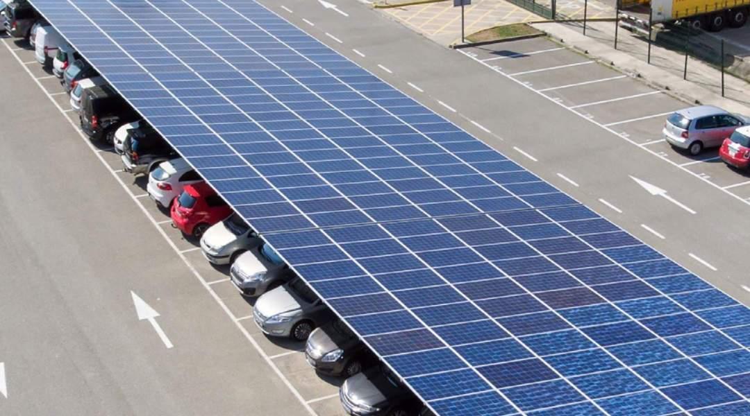 Catálogo 2020 y marquesinas fotovoltaicas
