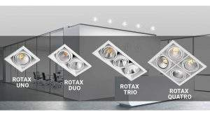 Multidireccionales LED. Rotax
