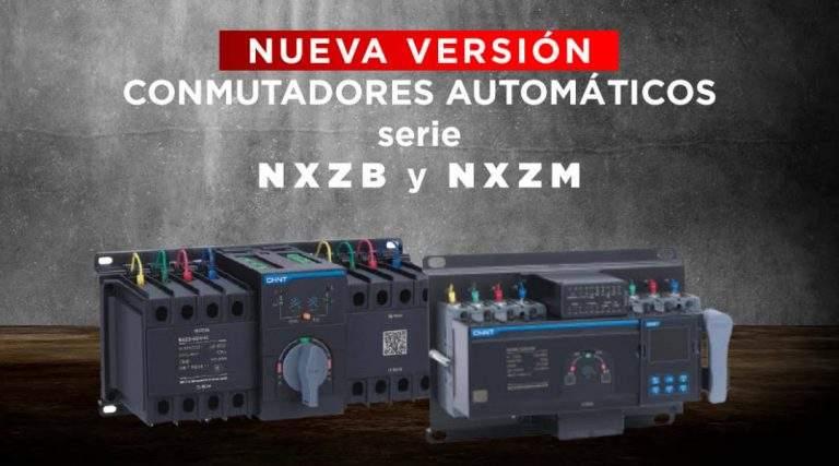 Nueva versión conmutadores automáticos