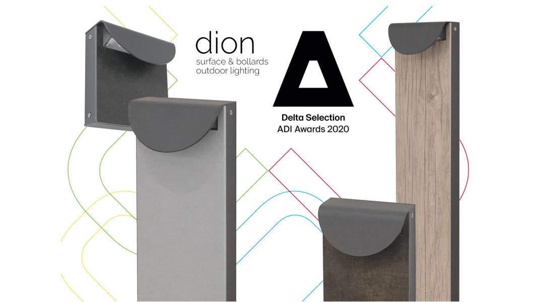 DION seleccionada para el premio DELTA 2020