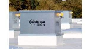Nuevo concepto en sistemas de ventilación con compuertas