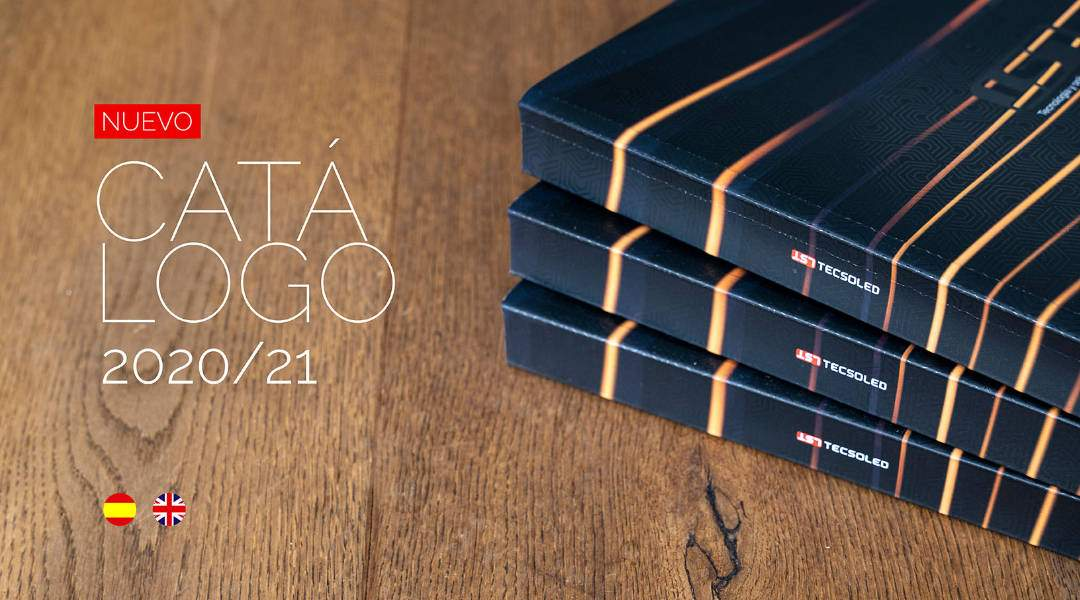 Nuevo Catálogo Tecsoled 2020/21