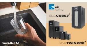 SAIs para garantizar el suministro de agua potable
