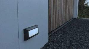 Luminarias de pared E27 o con LED integrado