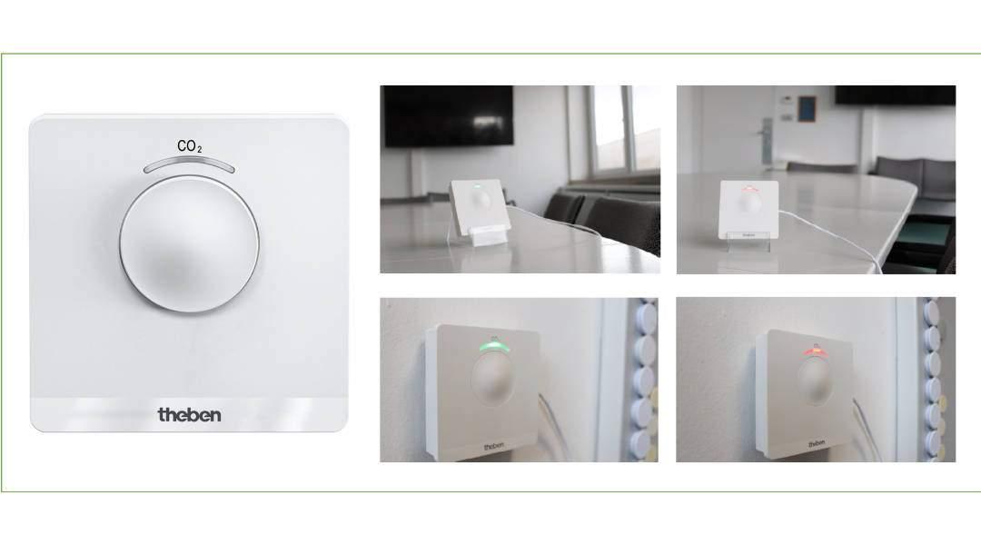 Nuevo sensor de calidad del aire AMUN 716 MONITOR