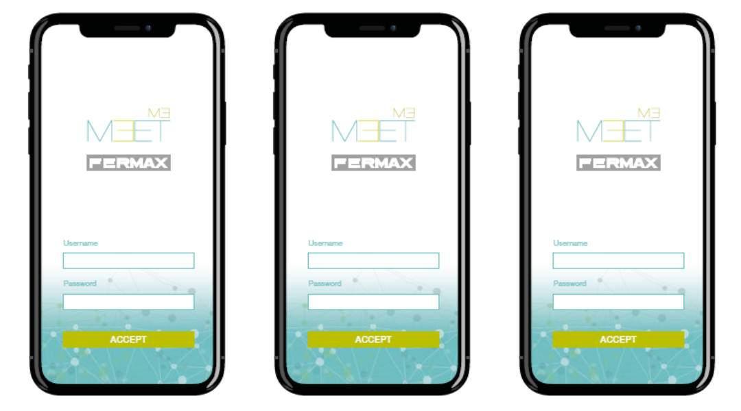 Nueva App MEET ME – FERMAX