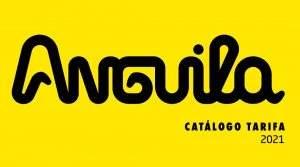 Nuevo catálogo Anguila 2021