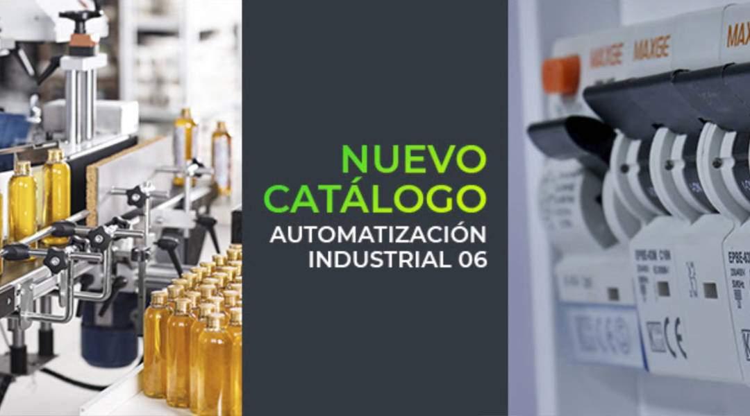 Nuevo catalogo Automatizacion industrial 06