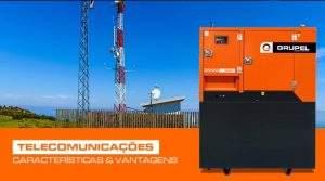Soluciones de Grupel para el sector de las Telecomunicaciones