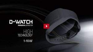 D-WATCH – Una nueva era de Detectores Personales