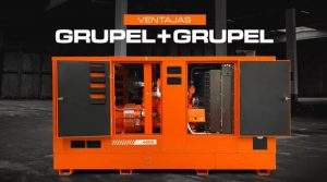 Generadores Grupel+Grupel