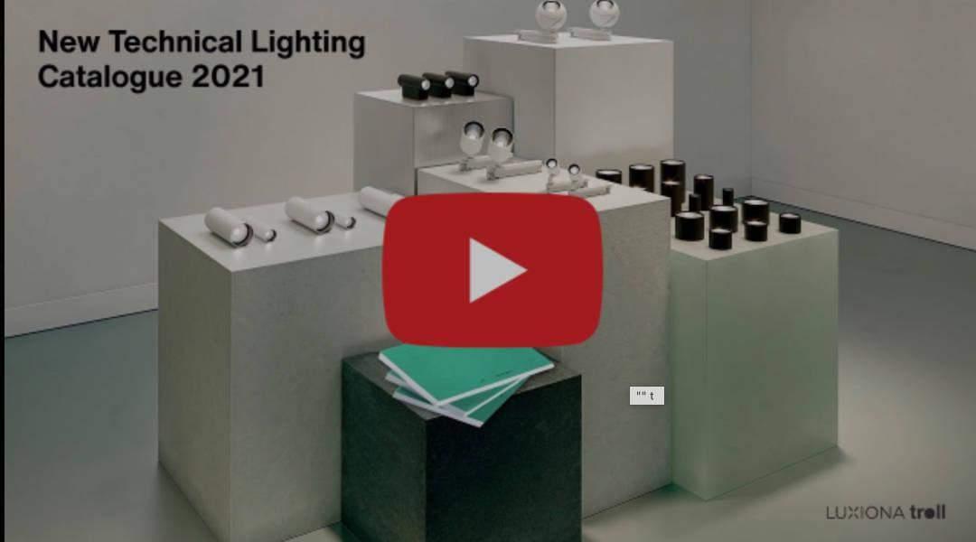 Catálogo Iluminación Técnica Troll 2021