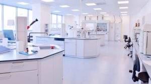 Luminarias IP-65 para salas blancas o limpias. LUX-MAY