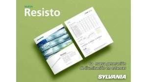 Nueva generación de estancas – Sylvania Resisto