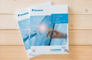 Lee más sobre el artículo DAIKIN presenta su nueva tarifa de precios para 2022