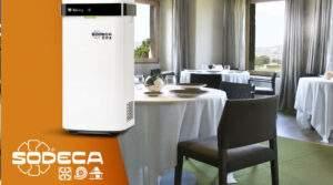 Lee más sobre el artículo Purificador de aire para eliminar virus y bacterias